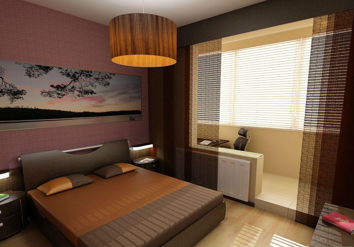 если совместить комнату с лоджией дизайн фото создать