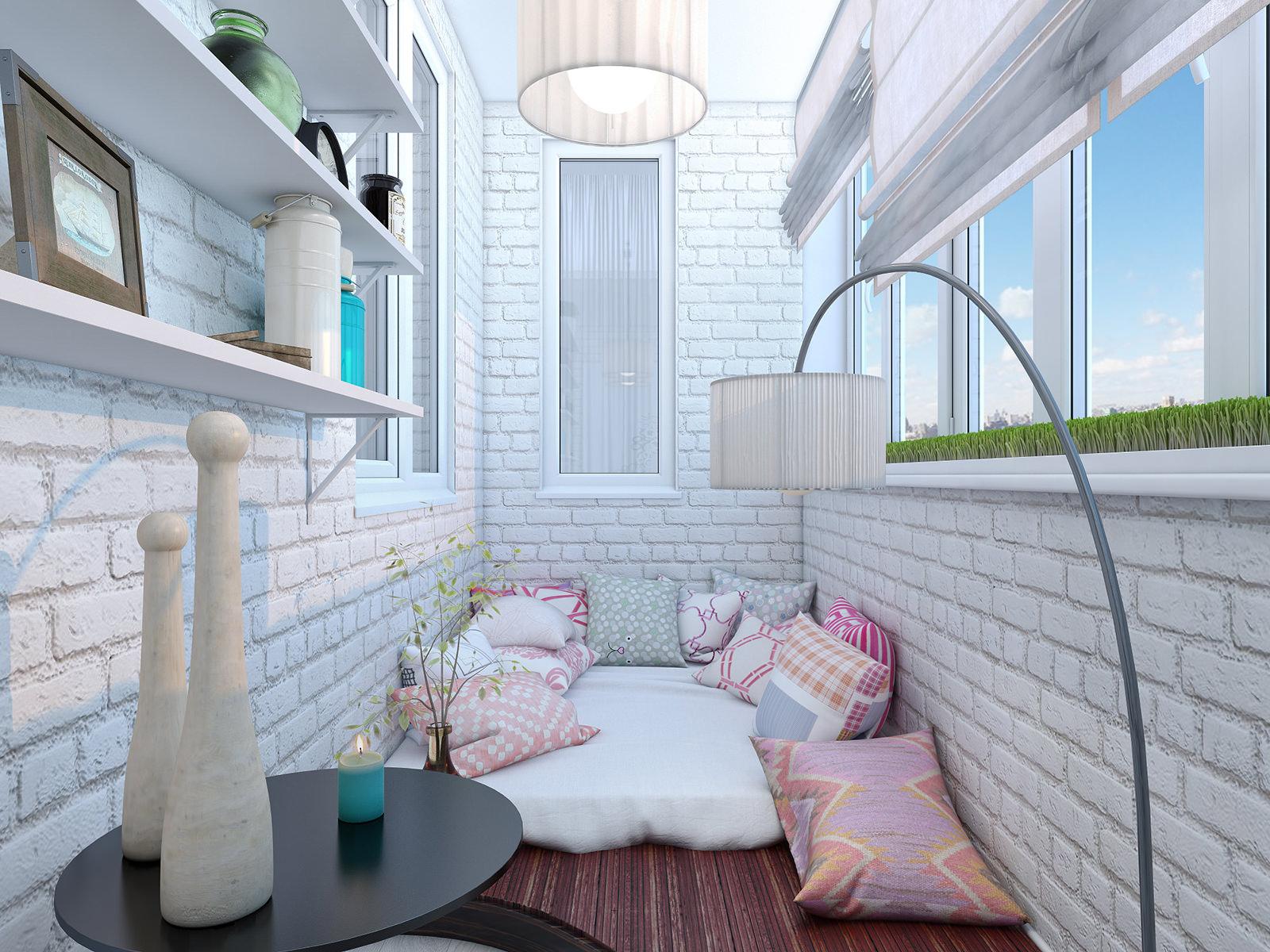 розовый балкон фото протяжении многих лет